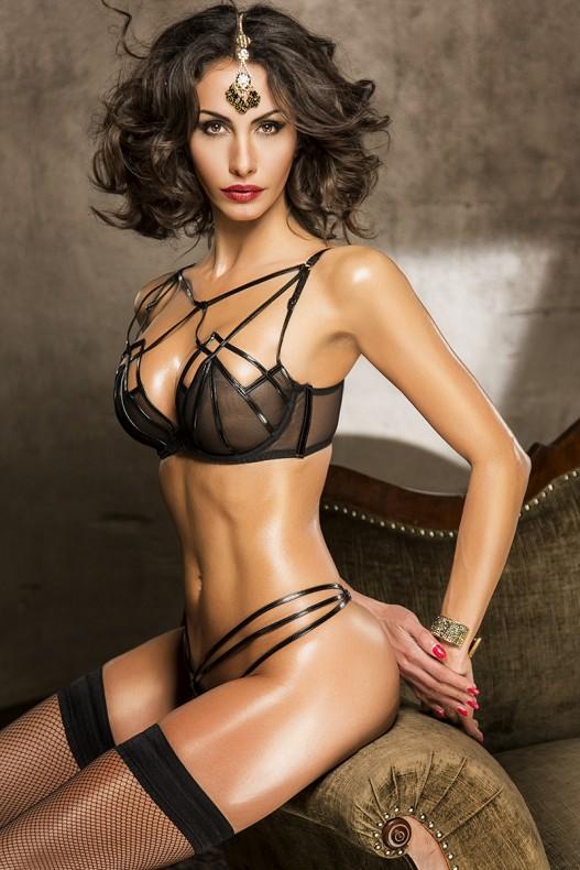 Janina Youssefian Teppichluder nude